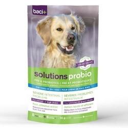 BACI+ Solution Probio+ Probiotiques et prébiotiques pour chien en sachet