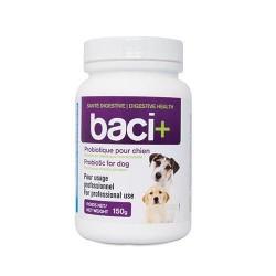 BACI + Prébiotiques et probiotiques pot grand format pour chien