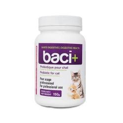 BACI + Prébiotiques et probiotiques pot grand format pour chat