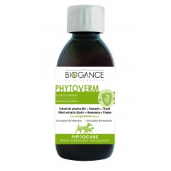 Phytoverm, vermifuge naturel  - 1