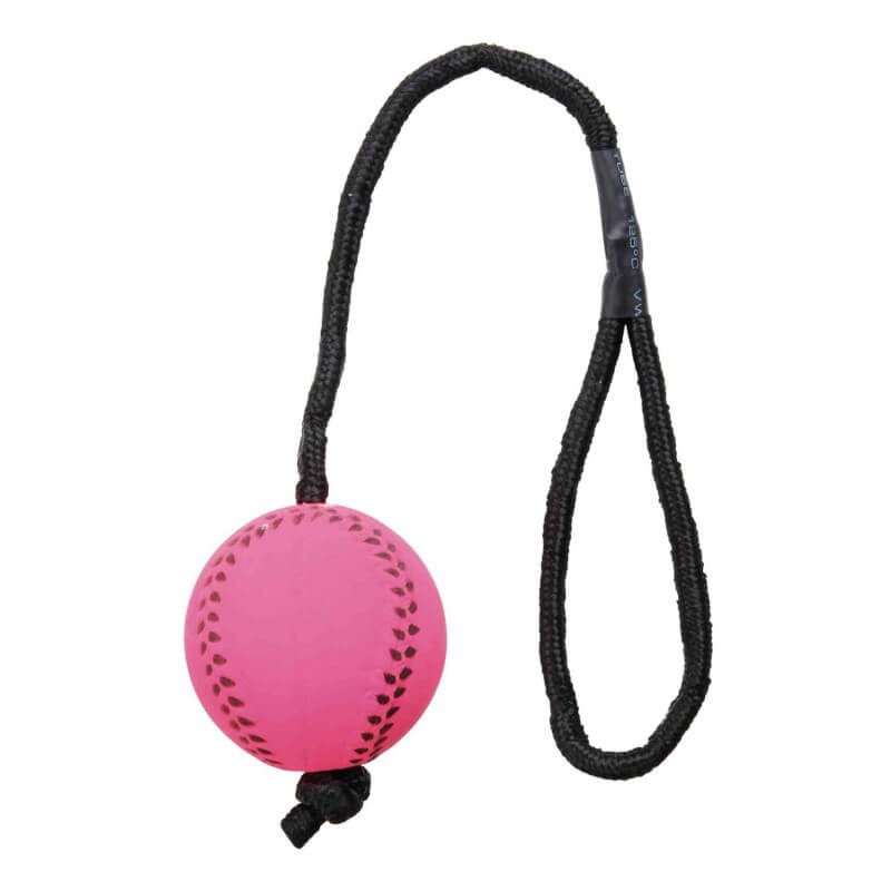 Balle de sport sur corde
