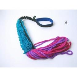 Jouets MOPA : Elastique + Mopa + Lannières corde