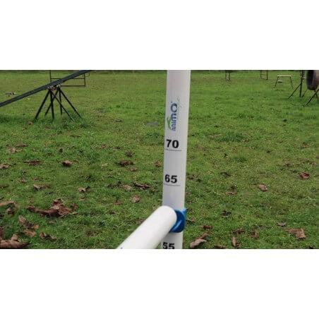 ANIMO AGILITY : Haie d'entraînement en PVC  - 5