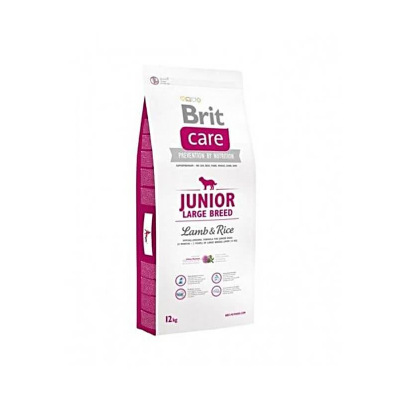 BRIT-CARE : Junior Large Breed 12 Kg