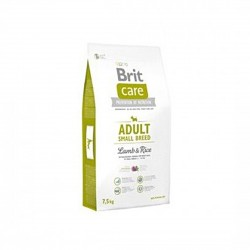 BRIT-CARE : Adult Small Breed 7.5 Kg