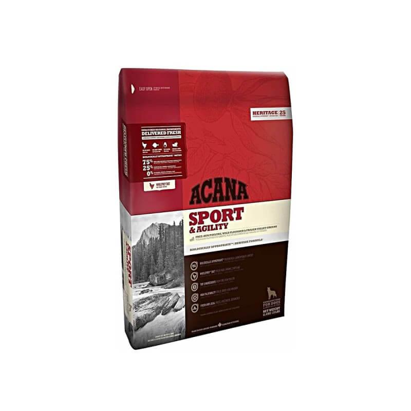 ACANA - Sport & Agility 11.4Kg