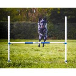 ANIMO AGILITY : Haie d'entraînement en PVC  - 1